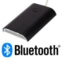 lettore di card contactless bluetooth