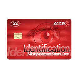 ACS SMART CARD ACOS3