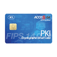 cryptographic smart card