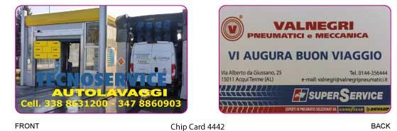 SEL4442 per autolavaggi self service