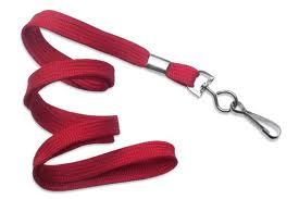 Classic Lanyard Red 2135-3506